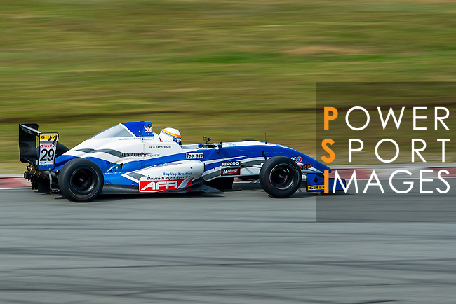 Garnet Patterson of KCMG drives during the 2015 AFR Series as part the 2015 Pan Delta Super Racing Festival at Zhuhai International Circuit on September 20, 2015 in Zhuhai, China.  Photo by Aitor Alcalde/Power Sport Images