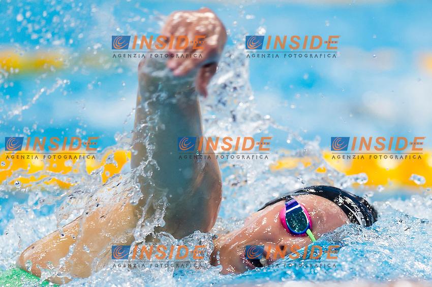 ODER Tjasa SLO bronze medal<br /> London, Queen Elizabeth II Olympic Park Pool <br /> LEN 2016 European Aquatics Elite Championships <br /> Swimming<br /> Women's 800m freestyle final  <br /> Day 11 19-05-2016<br /> Photo Giorgio Perottino/Deepbluemedia/Insidefoto
