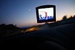 Con GPS por Murcia.