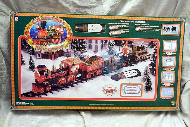 Presidential Train Set.Pic Fran Caffrey Newsfile