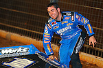 Nov 06, 2009; 12:42:43 AM; Concord, NC, USA; The Topless Showdown presented by Hungry-Man features the cars and stars of the World of Outlaws Late Model Series competing at The Dirt Track @ Lowe's Motor Speedway.  Mandatory Credit: (thesportswire.net)