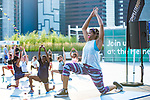 Pier 17 Seaport Fitness August 2018