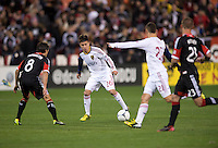 Sebastian Velasquez.  D.C. United defeated Real Salt Lake, 1-0, at RFK Stadium.