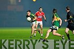 Ciaran Keating Kerry under 21 in action against Cork in the Cabury Munster U21 Quarter Finals 2014 at Austin Stack Park, Tralee on Wednesday night
