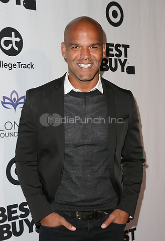 LOS ANGELES, CA - NOVEMBER 8: Amaury Nolasco, at the Eva Longoria Foundation Dinner Gala honoring Zoe Saldana and Gina Rodriguez at The Four Seasons Beverly Hills in Los Angeles, California on November 8, 2018. Credit: Faye Sadou/MediaPunch