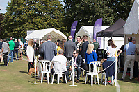 A general view at Upminster during Upminster CC vs Essex CCC, Benefit Match Cricket at Upminster Park on 8th September 2019