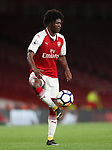 Arsenal's Ainsley Maitland-Niles in action during the premier league 2 match at the Emirates Stadium, London. Picture date 21st August 2017. Picture credit should read: David Klein/Sportimage
