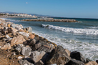 Mediterranean coastline near Puerto Banus, Marbella, Spain, 15th November 2016, 201611153111<br />