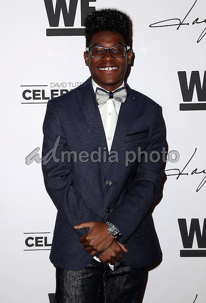 "29 January 2016 - Hollywood, California - Kamil McFadden. ""Daya"" By Zendaya Shoe Line Launch Party to be featured on an upcoming episode of WE tv's David Tutera's CELEBrations held at Raleigh Studios. Photo Credit: Parisa Michelle/AdMedia"