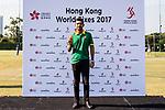Captain Farveez Maharoof of Sri Lanka Team poses for photo during the Hong Kong Cricket World Sixes 2017 Press Conference at Hong Kong Cricket Club on 27 October 2017, in Hong Kong, China. Photo by Yu Chun Christopher Wong / Power Sport Images