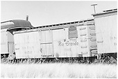 Tool car 04531 at Alamosa.<br /> D&amp;RGW  Alamosa, CO  Taken by Richardson, Robert W. - 1/1951