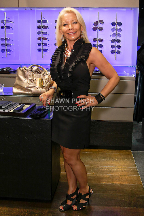Scuba Surfer Chick attends the Porsche Design New York‎ Fashion's Night Out event 624 Madison Avenue, September 8, 2011.