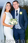 McKenna/O'Mahoney wedding in the Ballygarry House Hotel on Saturday