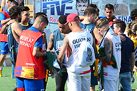 PRAIA GRANDE, SP, 08.07.2017 - NEYMAR-JR - Gabriel Jesus durante evento Jr's Five no Instituto Neymar Jr. na Praia Grande litoral paulista neste s·bado, 08. (Foto: Eduardo Martins/Brazil Photo Press)
