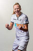 Wedensday 26 July 2017<br /> Pictured: Stacey Webber<br /> Re: Swansea City Ladies Squad 2017- 2018 at the Liberty Stadium, Wales, UK