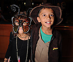 Audrey and Ethan Praigoody at the M.D. Anderson Halloween party at The Galleria Sunday Oct 25, 2015.(Dave Rossman photo)
