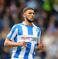 Huddersfield Town's Nahki Wells<br /> <br /> Photographer Chris Vaughan/CameraSport<br /> <br /> The EFL Sky Bet Championship Play-Off Semi Final First Leg - Huddersfield Town v Sheffield Wednesday - Saturday 13th May 2017 - The John Smith's Stadium - Huddersfield<br /> <br /> World Copyright &copy; 2017 CameraSport. All rights reserved. 43 Linden Ave. Countesthorpe. Leicester. England. LE8 5PG - Tel: +44 (0) 116 277 4147 - admin@camerasport.com - www.camerasport.com