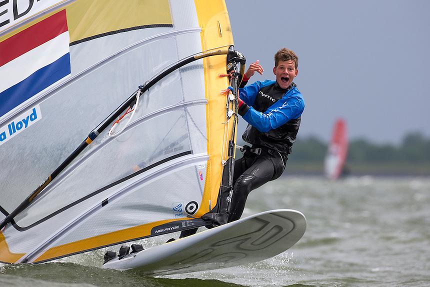 Day four Delta Lloyd Regatta  2015 (26/30 May 2015). Medemblik - the Netherlands.