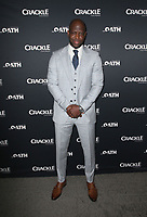 CULVER CITY, CA - MARCH 7: Kwame Patterson, pictured at Crackle's The Oath Premiere at Sony Pictures Studios in Culver City, California on March 7, 2018. <br /> CAP/MPIFS<br /> &copy;MPIFS/Capital Pictures
