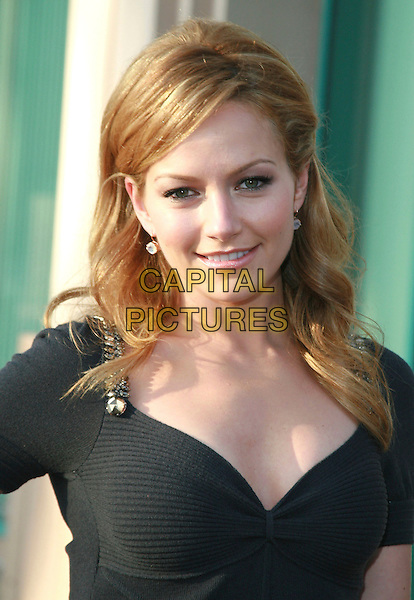 "BECKI NEWTON.An Evening with ""Ugly Betty"", presented by the Academy of Television Arts and Sciences held at the Leonard Goldenson Theater, North Hollywood, California, USA,.30 April 2007..portrait headshot black dress .CAP/ADM/CH.©Charles Harris/AdMedia/Capital Pictures."
