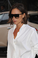 www.acepixs.com<br /> September 11, 2017 New York City<br /> <br /> Victoria Beckham seen in New York City on September 11, 2017.<br /> <br /> Credit: Kristin Callahan/ACE Pictures<br /> <br /> Tel: 646 769 0430<br /> Email: info@acepixs.com
