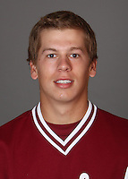 STANFORD, CA - NOVEMBER 11:  Elliott Byers of the Stanford Cardinal during baseball picture day on November 11, 2009 in Stanford, California.