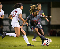 Stanford, CA - October 3, 2019: Catarina Macario at Laird Q Cagan Stadium. The Stanford Cardinal beat the Washington State Cougars 5-0.