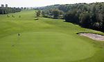 WERVERSHOOF - Hole 4. Golfbaan de Vlietlanden. COPYRIGHT KOEN SUYK