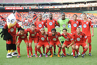 DC United Starting Eleven.  Philadelphia Union tied DC United 2-2, at RFK Stadium, Saturday July 2, 2011.