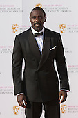 London, UK. 8 May 2016. Actor Idris Elba. Red carpet  celebrity arrivals for the House Of Fraser British Academy Television Awards at the Royal Festival Hall.