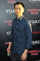 www.acepixs.com<br /> <br /> April 20 2017, New York City<br /> <br /> Robert Wu arriving at the premiere of 'American Gods' at the ArcLight Cinemas Cinerama Dome on April 20, 2017 in Hollywood, California.<br /> <br /> By Line: Peter West/ACE Pictures<br /> <br /> <br /> ACE Pictures Inc<br /> Tel: 6467670430<br /> Email: info@acepixs.com<br /> www.acepixs.com
