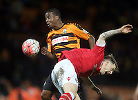 Barnet vs Newport County 05-12-15