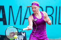 Dutch Kiki Bertens during Mutua Madrid Open 2018 at Caja Magica in Madrid, Spain. May 10, 2018. (ALTERPHOTOS/Borja B.Hojas) /NORTEPHOTOMEXICO