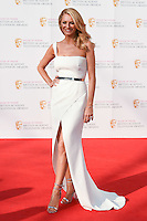 Tess Daly<br /> at the 2016 BAFTA TV Awards, Royal Festival Hall, London<br /> <br /> <br /> &copy;Ash Knotek  D3115 8/05/2016