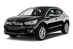 Front three quarter view of a 2013 Citroen DS4 Sport Chic 5 Door Hatchback 2WD