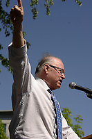 May 21, 2012 -  File Photo - Montreal, Quebec, CANADA -  Patriot's Day -