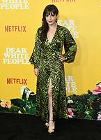 "01 August 2019 - Los Angeles, California - Sheridan Pierce. Netflix's ""Dear White People"" Season 3 Los Angeles Premiere held at TRegal Cinemas LA Live. Photo Credit: Birdie Thompson/AdMedia"
