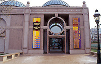 National Museum of African Art, Washington, DC, District of Columbia, National Museum of African Art of the Smithsonian Institution in Washington D.C.