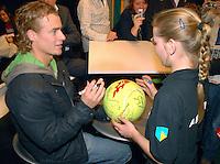 19-2-07,Tennis,Netherlands,Rotterdam,ABNAMROWTT, Autograph session Hewitt