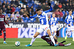 CD Leganes's  Youssef En-Nesyri and RC Celta de Vigo's  during La Liga match 2019/2020 round 16<br /> December 8, 2019. <br /> (ALTERPHOTOS/David Jar)