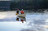 Killarney canoe trip with Dan Pieter, Naz, and Hendrick