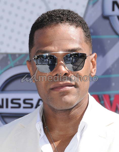 26 June 2016 - Los Angeles. Maxwell. Arrivals for the 2016 BET Awards held at the Microsoft Theater. Photo Credit: Birdie Thompson/AdMedia