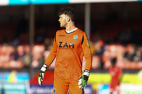 Kieran O'Hara of Macclesfield Town during Crawley Town vs Macclesfield Town, Sky Bet EFL League 2 Football at Broadfield Stadium on 23rd February 2019