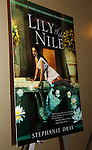"""Author Stephanie Dray """"Lily of the Nile"""" - poster at Romantic Times Booklovers Annual Convention 2011 - The Book Industry Event of the Year - April 6th to April 10th at the Westin Bonaventure, Los Angeles, California for readers, authors, booksellers, publishers, editors, agents and tomorrow's novelists - the aspiring writers. (Photo by Sue Coflin/Max Photos)"""