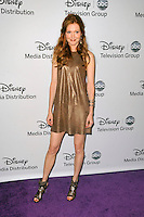 Darby Stanchfield at the Disney Media Networks International Upfronts at Walt Disney Studios on May 20, 2012 in Burbank, California. ©mpi35/MediaPunch Inc.