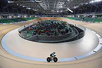 Picture by Simon Wilkinson/SWpix.com 22/03/2018 - Cycling 2018 UCI  Para-Cycling Track Cycling World Championships. Rio de Janeiro, Brazil - Barra Olympic Park Velodrome - Day 1general view GV