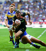 2018 Rugby Ladbrokes Challenge Cup Semi Final Warrington Wolves v Leeds Rhinos Aug 5th
