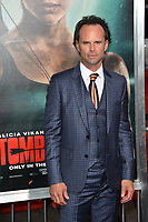 Walton Goggins at the US premiere for &quot;Tomb Raider&quot; at the TCL Chinese Theatre, Los Angeles, USA 12 March 2018<br /> Picture: Paul Smith/Featureflash/SilverHub 0208 004 5359 sales@silverhubmedia.com