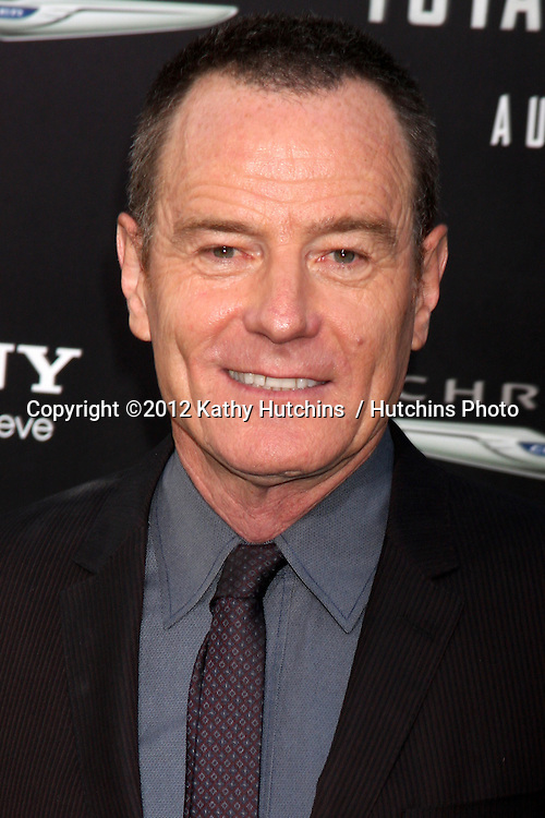 """LOS ANGELES - AUG 1:  Bryan Cranston arrives at the """"Total Recall"""" Premiere at Graumans Chinese Theater on August 1, 2012 in Los Angeles, CA"""