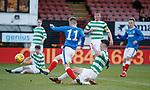 30.04.18 Glasgow Cup Final Rangers v Celtic : Kai Kennedy scores goal no 3
